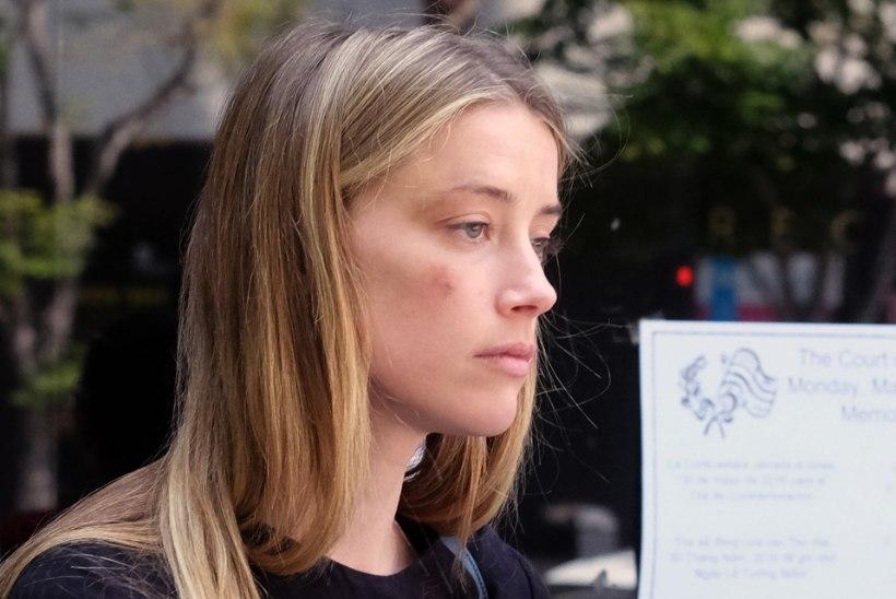 KOLETIS JOHNNY: Amber Heard kirjeldab, kuidas Depp teda peksis ja kägistas