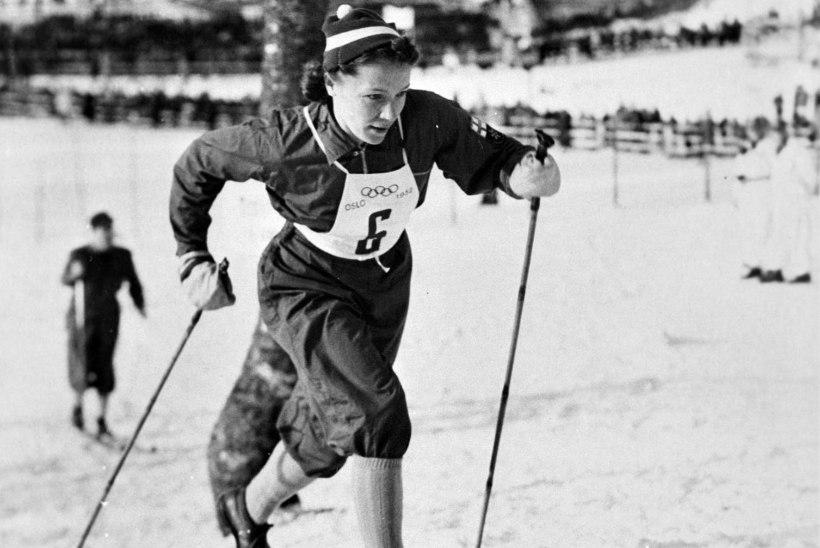 Suri naiste murdmaasuusatamise esimene olümpiavõitja