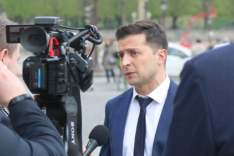 Зеленский признался, что не уважает Порошенко