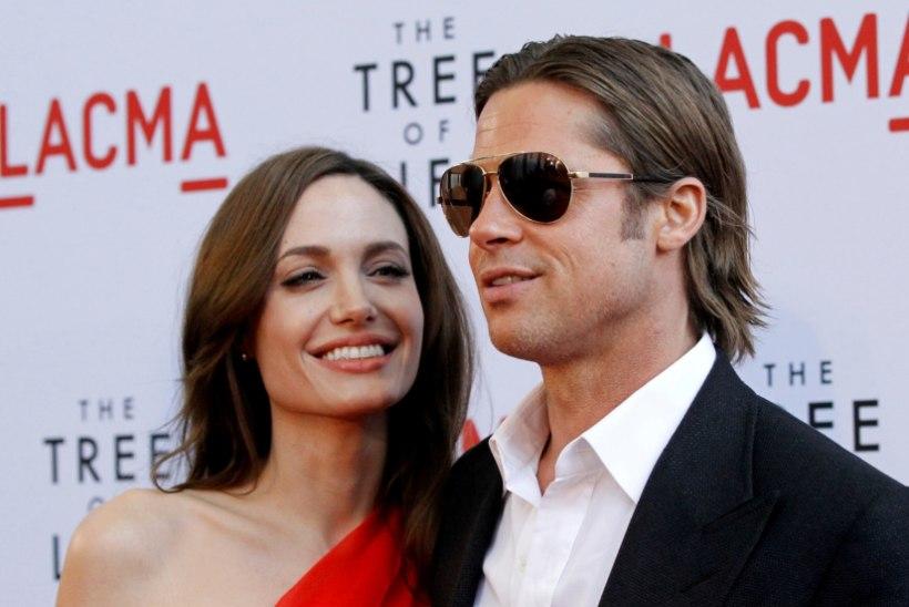 Brad Pitt ja Angelina Jolie on nüüd ametlikult vallalised!