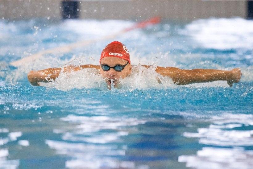 VINGE: Kregor Zirk ujus Rootsis neljanda Eesti rekordi: nüüd lähen tüdruksõbraga Rooma puhkama!