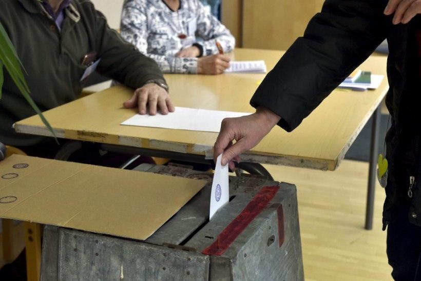 Soome parlamendivalimised võitsid sotsid, Põlissoomlased jäid napilt teiseks