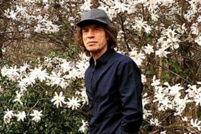Mick Jagger avaldas esimese lõikusjärgse foto