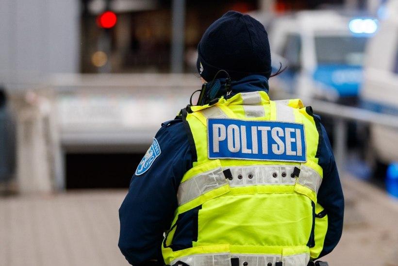 Kolleegi lasust haavata saanud politseiniku seisund on stabiilne