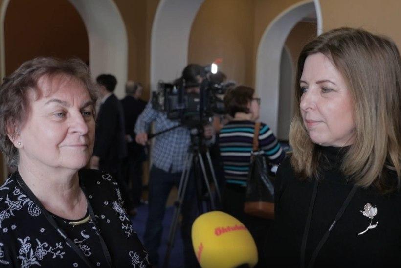 ÕL VIDEO | EKRE naissaadikud: Eestil võib ühel hetkel olla naispeaminister