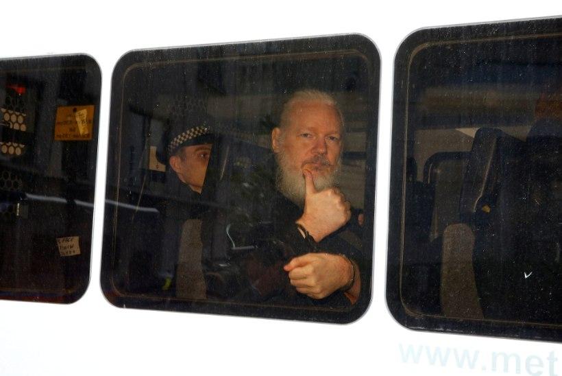 Ecuadori võimud esitavad Julian Assange'ile üha uusi süüdistusi