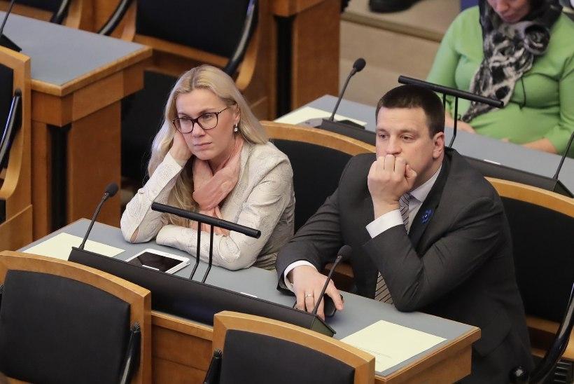 Рийгикогу не поддержал: Кая Каллас не будет формировать правительство