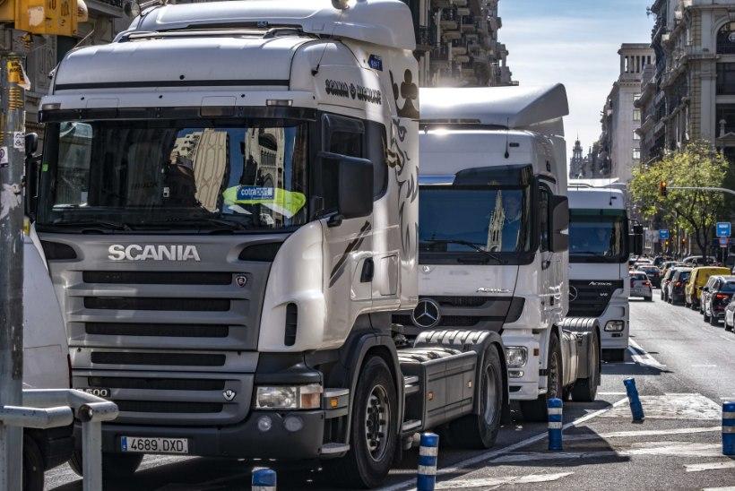 Евросоюз изменит правила работы дальнобойщиков