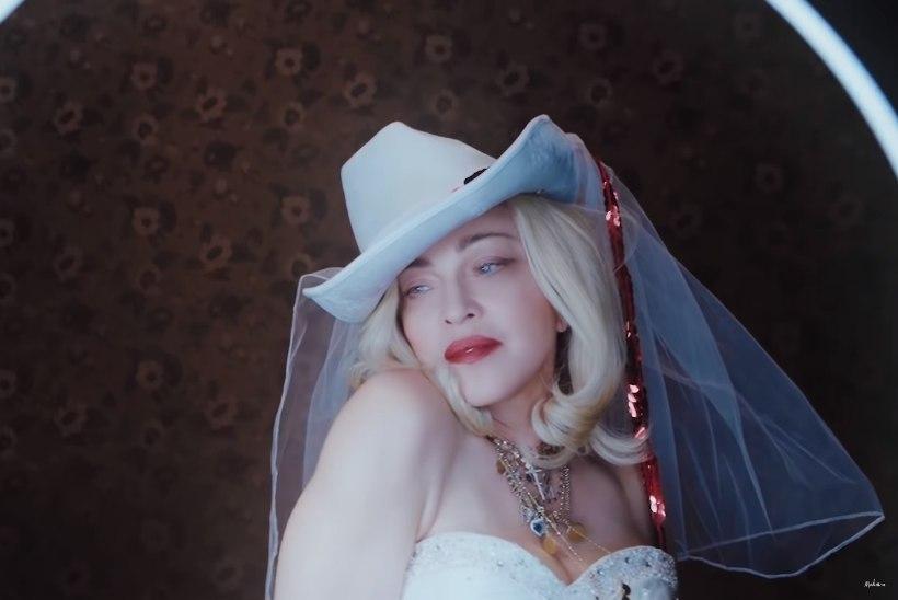 Мадонна анонсировала новый музыкальный альбом