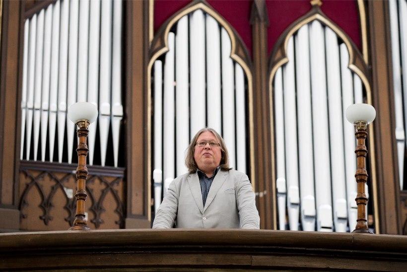 Organist Andres Uibo Notre-Dame'i orelist: Pariisis on ajaloolisemalt ka väärtuslikumaid oreleid, kuid need pole nii kuulsad