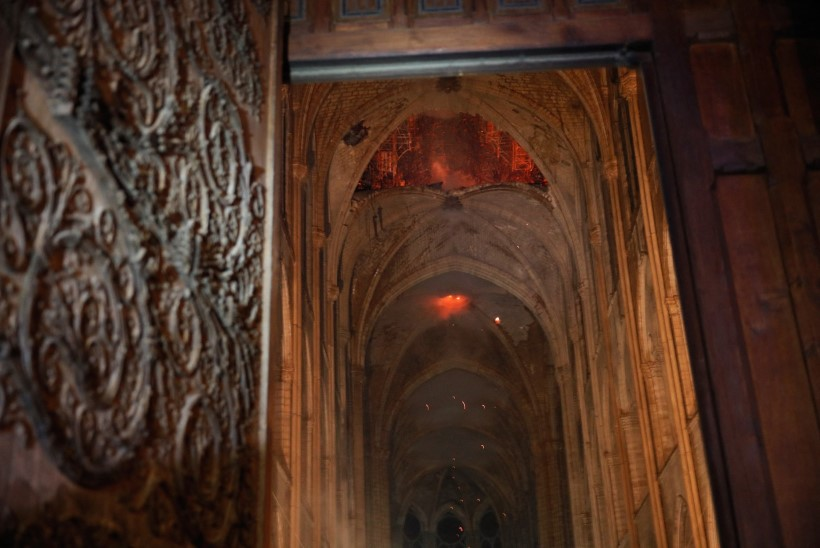 """Mart Kalm: """"Imedest, mille tuli Notre-Dame'i katedraalis hävitas, on inimkond nüüd ilma."""""""