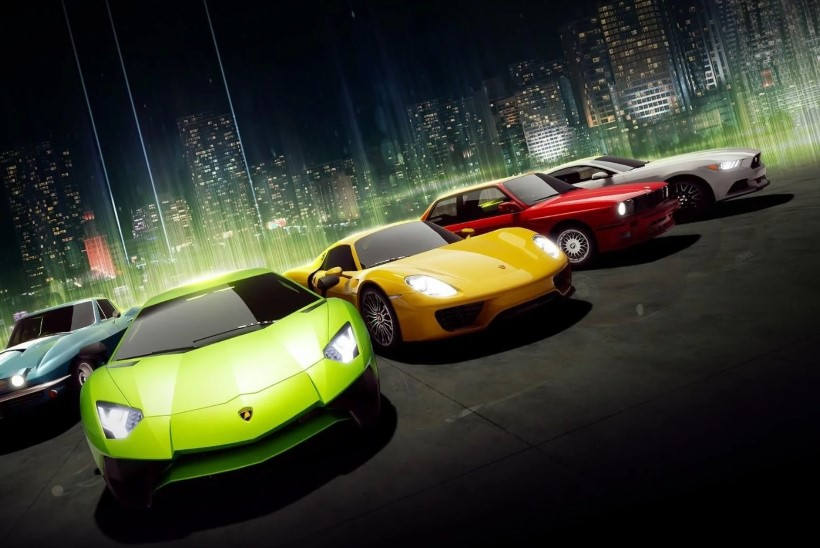 """TASUTA TRANSPORT! """"Forza"""" automänguseeria uusim osa sinult raha ei küsi"""
