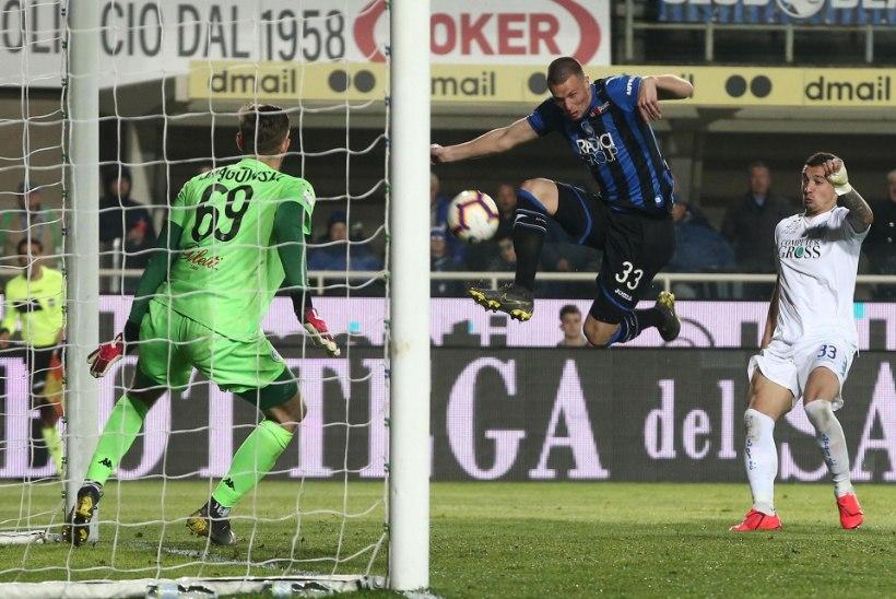 Itaalia klubi tegi ligi 50 pealelööki, aga väravatesaju asemel saadi enda kätte antirekord