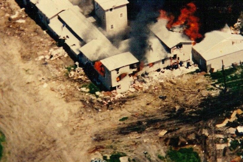 Kümme pühakoda maailmas, mis on langenud tulekahju ohvriks