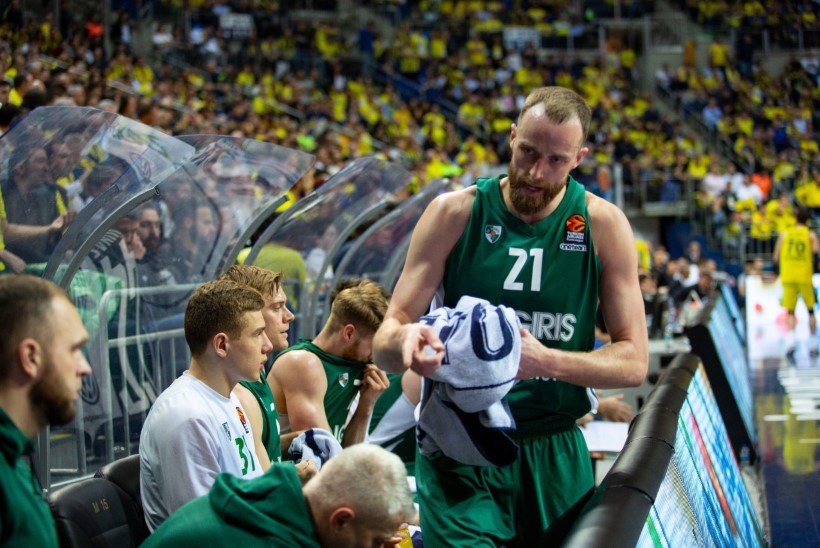 KAHJU! Kaunase Žalgiris sai veerandfinaali avalahingus valusa paki