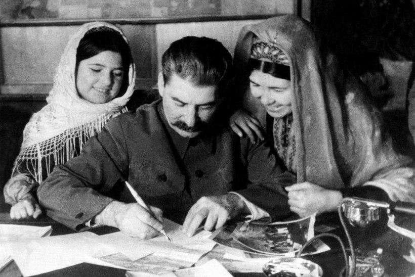 Stalini prestiiž on tõusnud venelaste seas rekordiliselt kõrgele