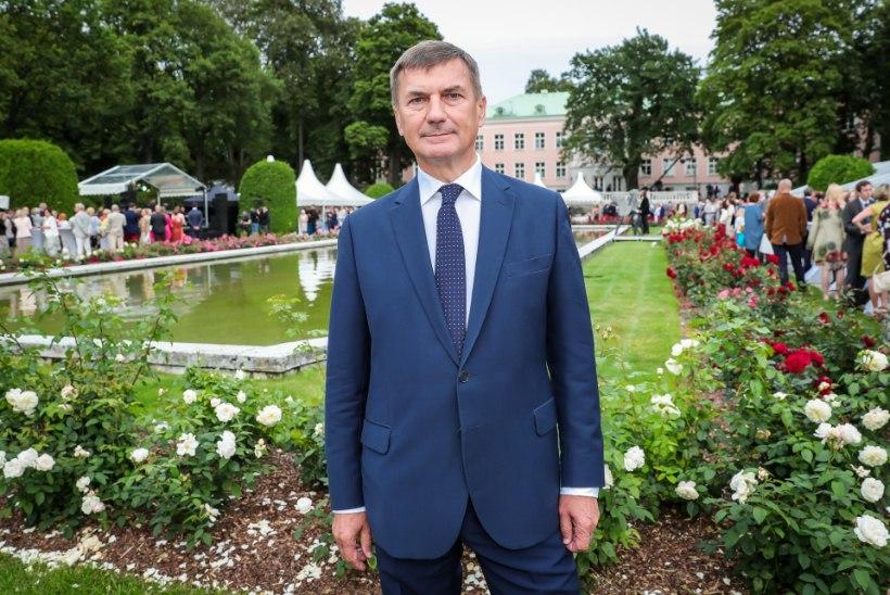 KAALUL MILJARDID EUROD: Andrus Ansipi ja Euroopa Komisjoni vaheline autotüli jõudis europarlamenti