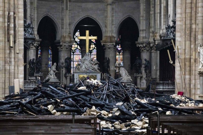 Notre Dame'i restaureerimine – kuidas päästa ikoonilist ehitist?