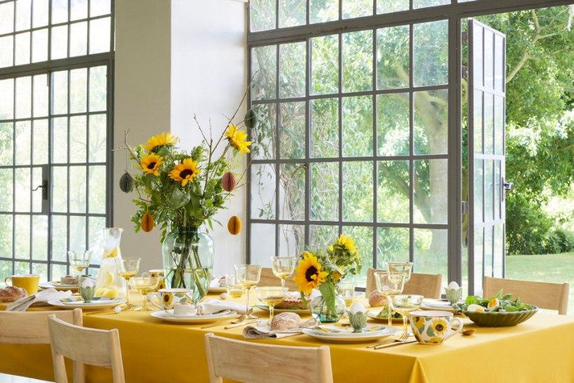 KOGU IDEID! Milline võiks välja näha sinu kevadpühade laud?