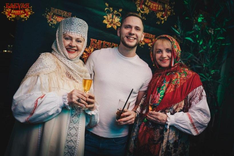 PEOGALERII | Masha Mati õpetas kohalikele, kuidas üks õige vene pidu käima peaks