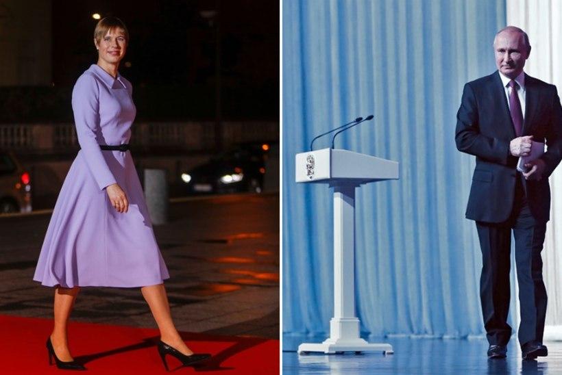VIDEO | Kaljulaidi ja Putini kohtumisele järgneb ühine lõunasöök