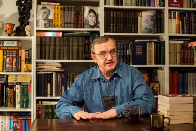 Kalle Käsper | Tulemas on ENSV Kirjanike Liidu kongress