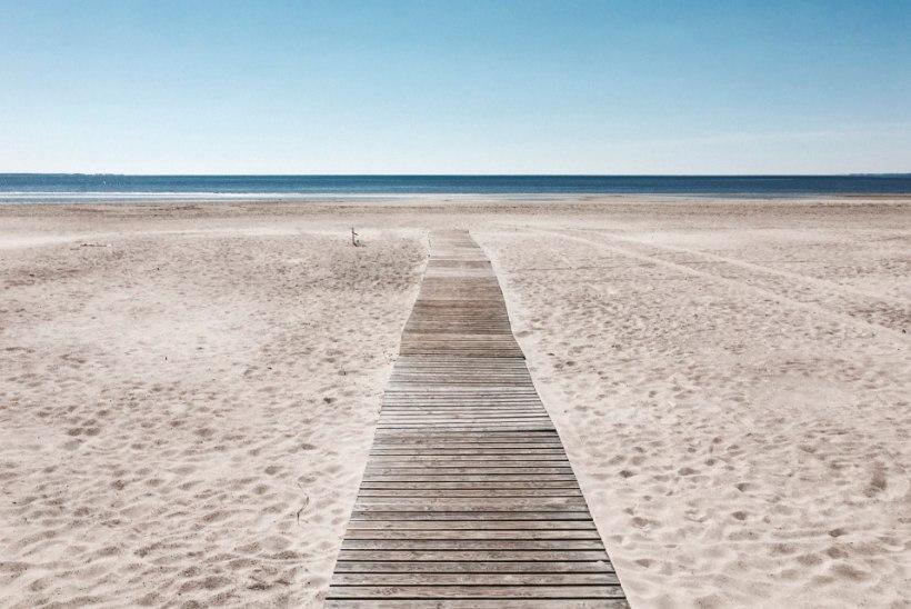 Pärnu rannas heisatakse sinilipp