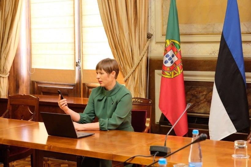 President Kaljulaid nimetas peaministrikandidaadiks Jüri Ratase