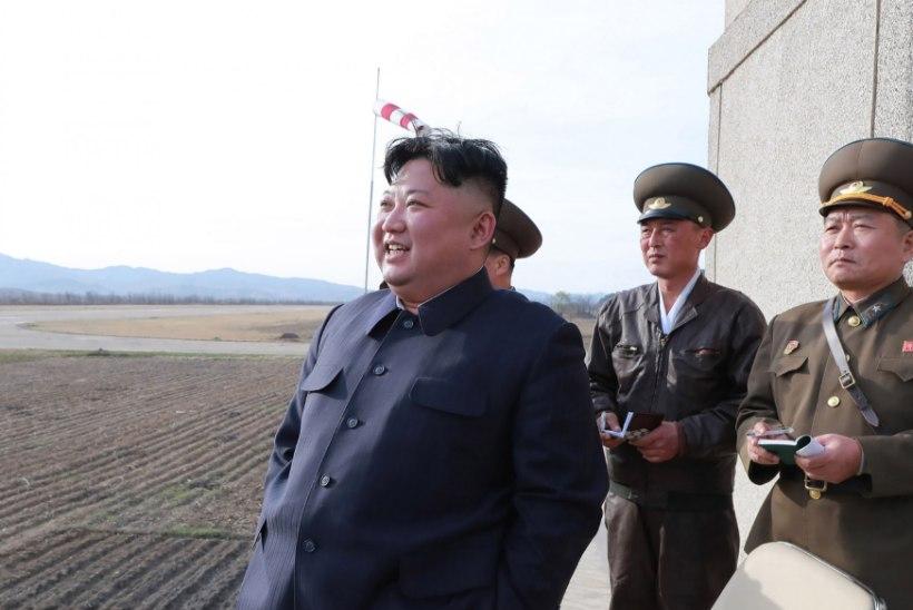 TIPPKOHTUMINE:  Vladimir Putin kohtub Kim Jong-uniga neljapäeval Vladivostokis