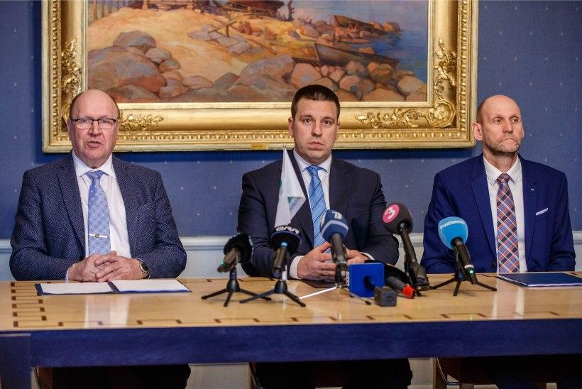 VIDEO | Jüri Ratas: koalitsioonileping pole kivisse raiutud