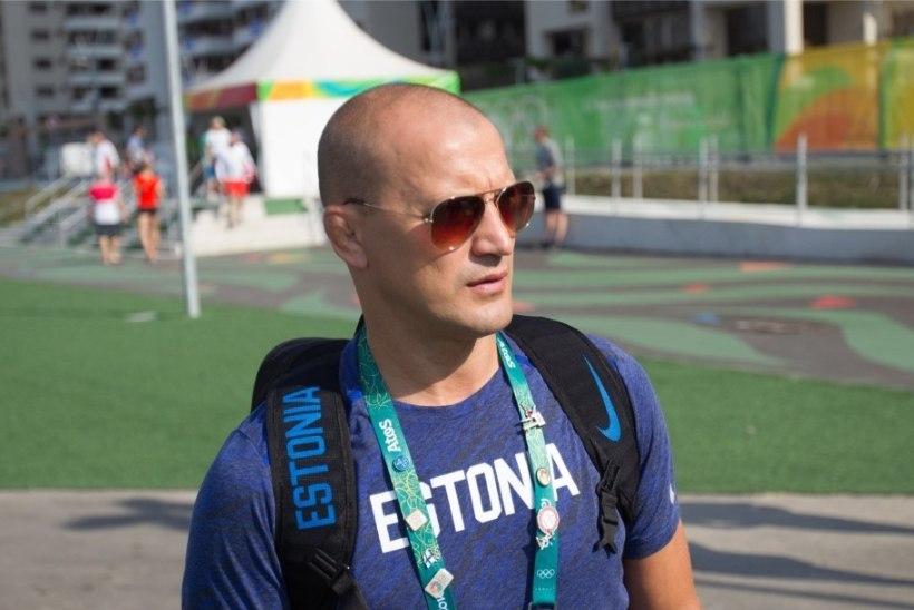 HÕISSA! Aleksei Budõlin sai tagasi aastaid tagasi kaduma läinud Sydney olümpiapronksi