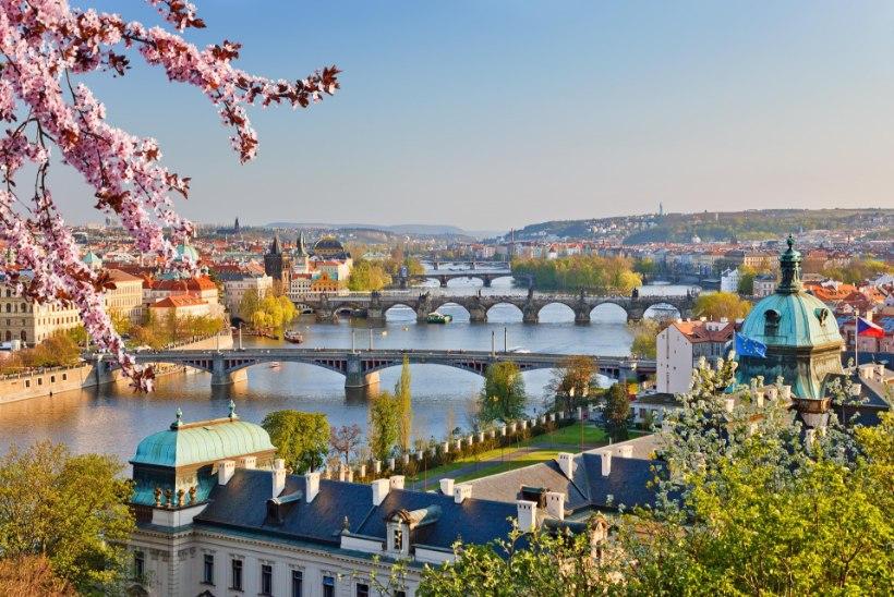 Praha: rahulik ja imeilus linn, kus parimad asjad on tasuta