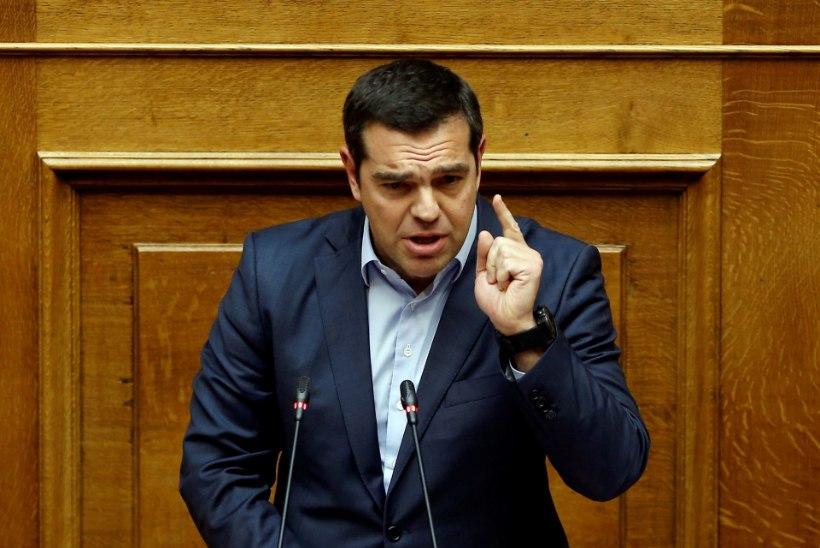 290 MILJARDIT EUROT: Kreeka esitab Saksamaale sõjakahjude eest hiigelsuure nõude