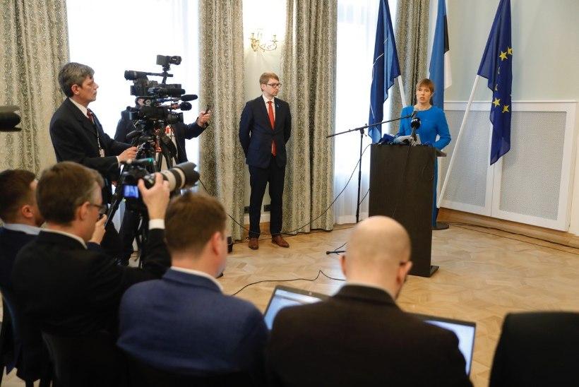 Kersti Kaljulaid kohtumisest Vladimir Putiniga: näidati üles vastastikust respekti vaatamata erinevatele seisukohtadele