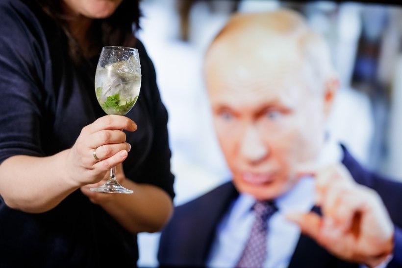 VIDEO | SFÄÄRIDE MUUSIKA? Proovime teha Putini lemmikkokteili ja testime selle maitset