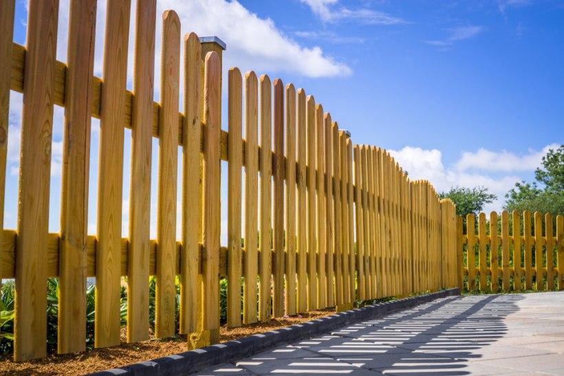 Nõuanded, kuidas ehitada vastupidav puitaed
