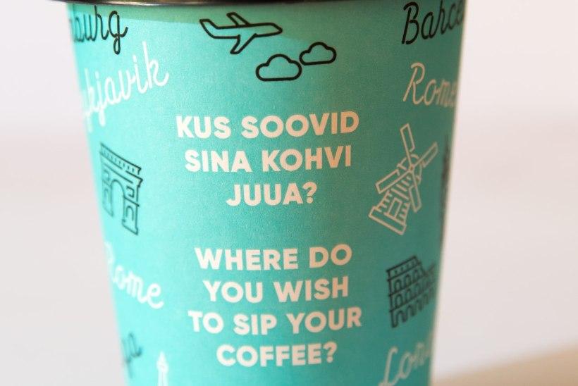 NAISTELEHT TESTIB | Millises tanklas müüakse parimat kohvi?
