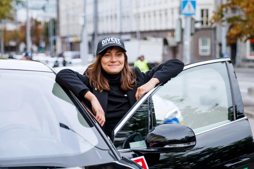 Zuzu Izmailova lahkub Tallinna abilinnapea kohalt