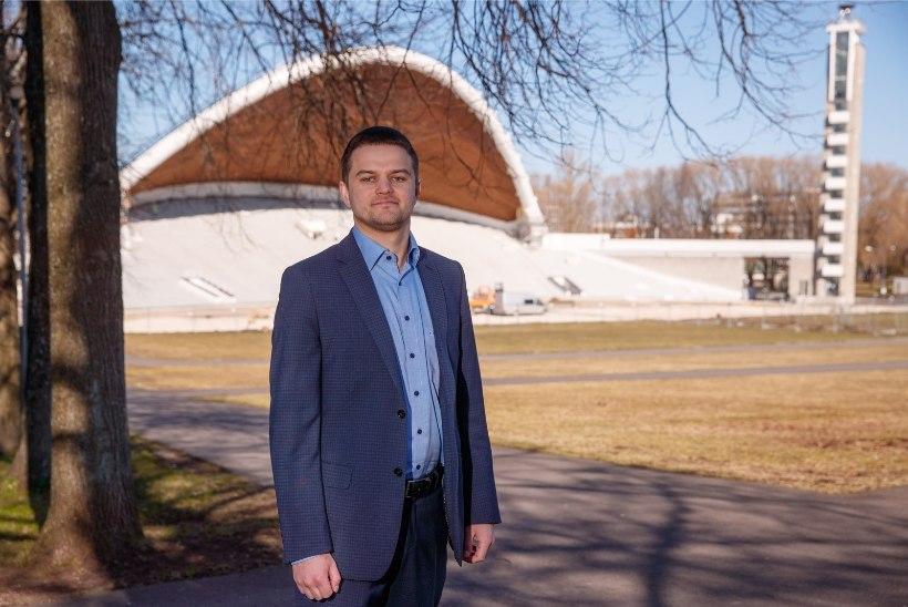 Lauluväljaku uus juht Urmo Saareoja kavandab hoogsaid muutusi: linnarahval peaks siin tegevust olema kogu aeg!