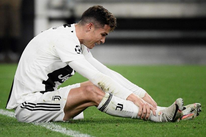 TOHOH! Tulivihane Cristiano Ronaldo ähvardab Juventusest lahkuda