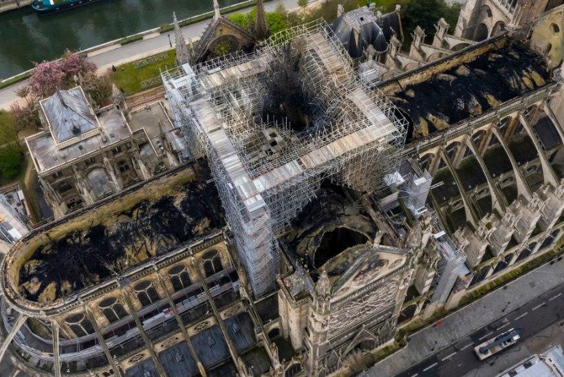 Pariisi Jumalaema kiriku taastamistöid hakkab juhtima viie tärni kindral