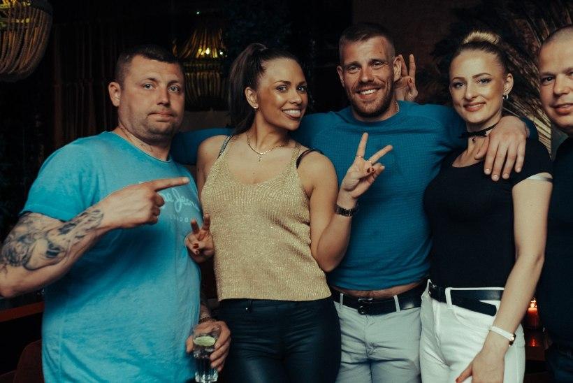 PEOGALERII | Mesised pilgud, ilusad tagumikud ja särtsakas ladina rütmides pidu Lounge Deja Vu`s