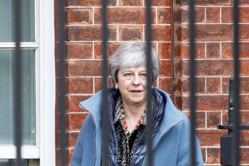 NULLIRING: Briti parlament hääletas maha kõik välja pakutud Brexiti-plaanid