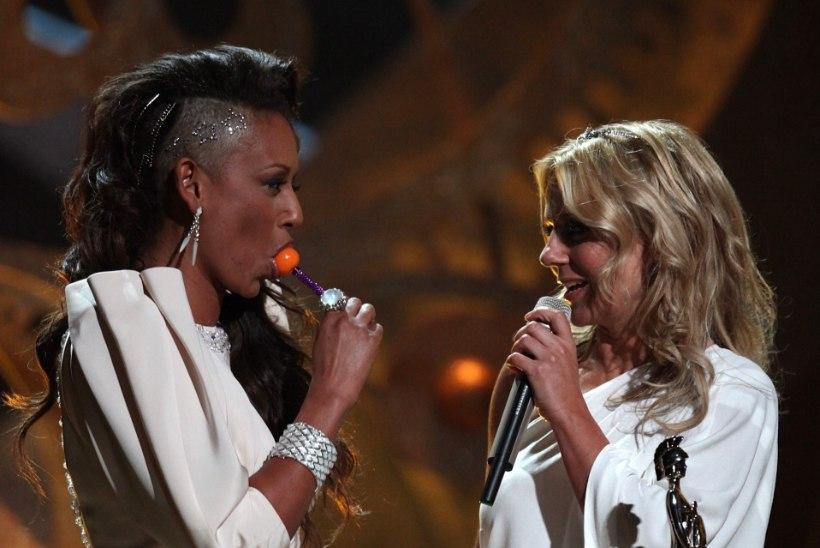 Spice Girlsi seksisaaga jätkub – Mel B tümitab Geri vastulauset