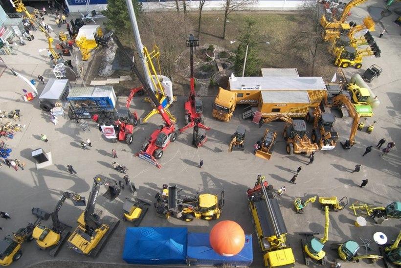 Täna saab hoo sisse ehitusmess Eesti Ehitab 2019