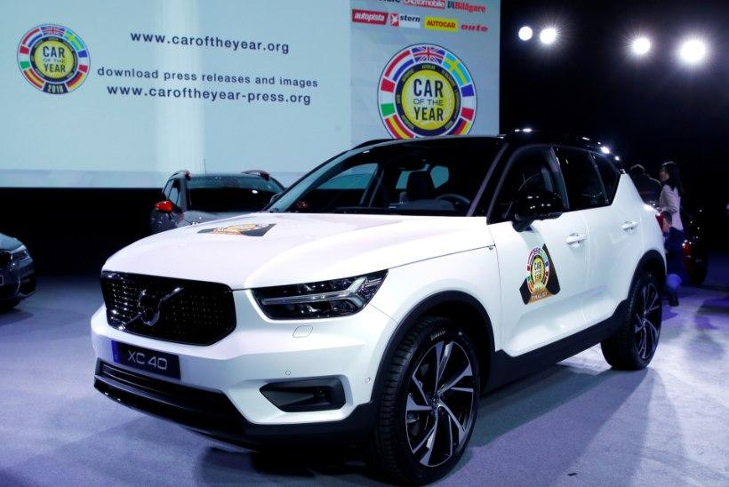 Täiselektriline Volvo XC40 jõuab müügile juba järgmisel aastal