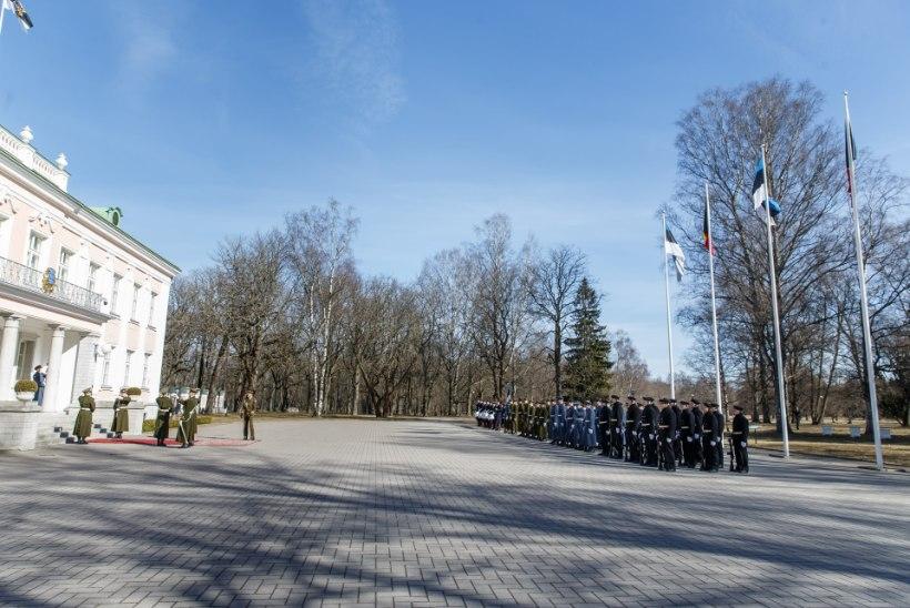 GALERII | Belglaste kuningas Philippe külastas Eestit