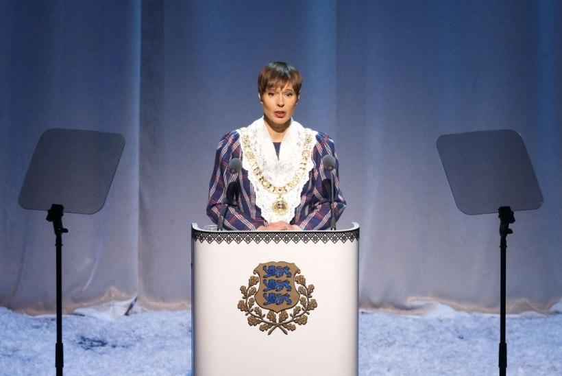 MOSKVA-VISIIT: Kaljulaid avaldas soovi kohtuda Putiniga