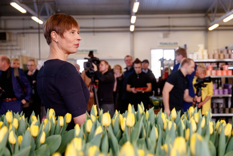 Kaljurand ja Mihkelson president Kaljulaidi visiidist Moskvasse:  ei ole väärikas minna riiki, kuhu sind pole kutsutud