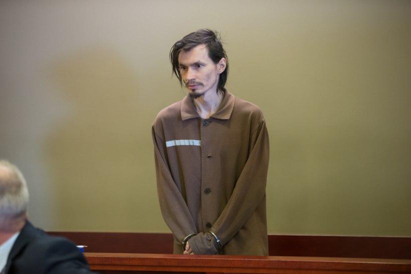 """Žiletiga lõigutud vangivalvur: """"Neli-viis päeva hiljem jõudis kohale, mis tegelikult juhtus."""""""
